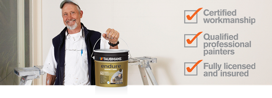 Taubmans Certified Painter Southport Gold Coast