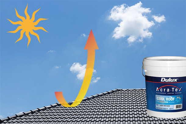 Dulux Cool Roof