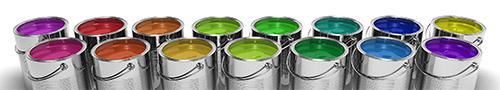 Environmentally Friendly Non Toxic Paints