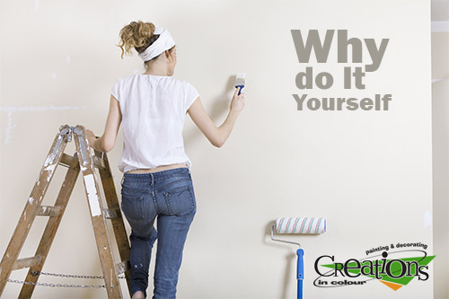 Why Paint Your Home Yourself