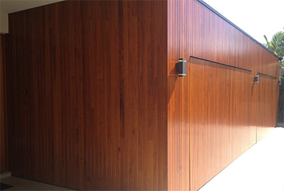 Feature Timber Wall